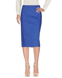 Юбка длиной 3/4 Blue LES Copains