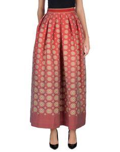 Длинная юбка Alberta Ferretti