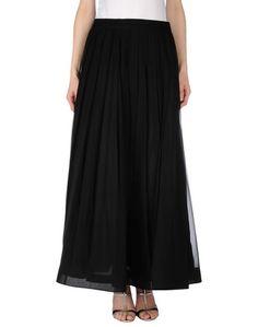 Юбка длиной 3/4 Moschino Couture