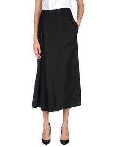 Длинная юбка YS Yohji Yamamoto