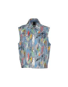 Джинсовая верхняя одежда Dior Homme