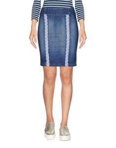 Джинсовая юбка Blugirl Folies