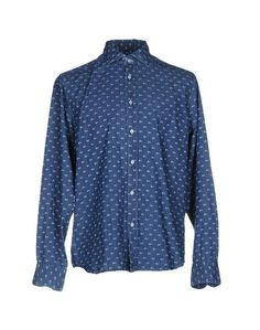 Джинсовая рубашка R3D WÖÔd