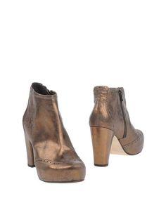 Полусапоги и высокие ботинки Audley
