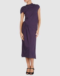Платье длиной 3/4 Bottega Veneta
