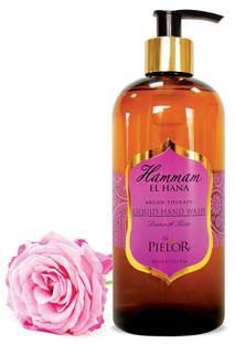 Жидкое мыло д/рук роза 400 мл HAMMAM EL HANA
