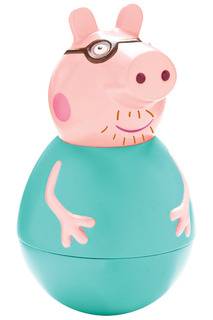 "Неваляшка ""Папа свин"" Peppa Pig"