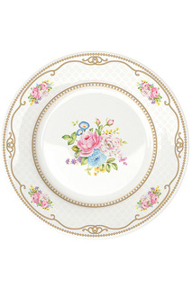 "Набор тарелок ""Акварель"" 4 шт. Nuova R2S"