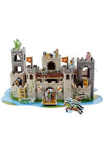 """3D Пазл """"Рыцарский замок"""" Melissa & Doug"""