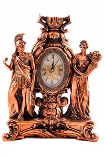 Часы каминные 21x26 см Русские подарки