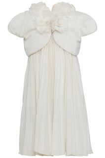 Комплект: платье, болеро Perlitta