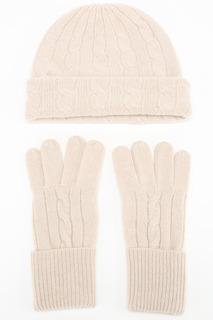 Коплект: перчатки, шапка ENZO MANTOVANI
