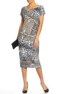 Платье с драпировкой Alina Assi