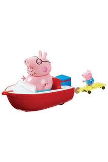 """Игровой набор """"Моторная лодка"""" Peppa Pig"""