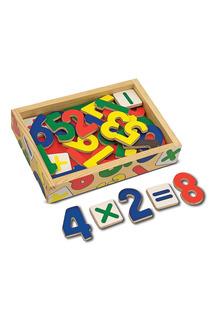 Магнитные игры - Цифры 37 шт. Melissa & Doug