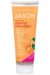 Скраб абрикосовый JASON