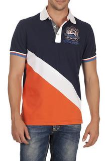 футболка-поло Galvanni
