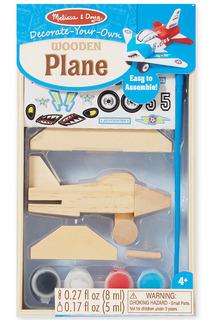 Деревянный мир Самолет Melissa & Doug