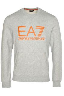 Толстовка EA7 EMPORIO ARMANI