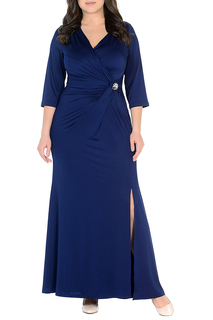 Платье и брошь Svesta