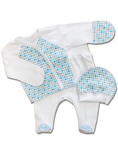 Комплекты нательные для малышей LalaBaby