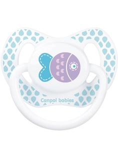 Пустышки Canpol babies