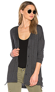 Cashmere blend lace up cardigan - Splendid