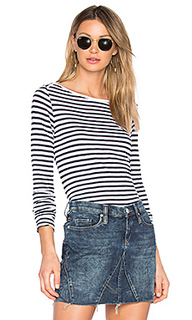 French stripe long sleeve tee - Splendid