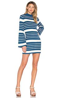 Вязаное платье linework - MINKPINK