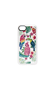 Чехол для iphone 7 tropical birds - Casetify