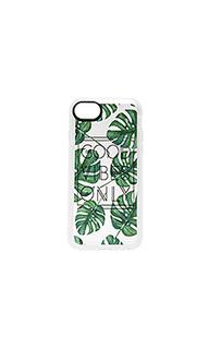 Чехол для iphone 7 gvo tropical leaves - Casetify