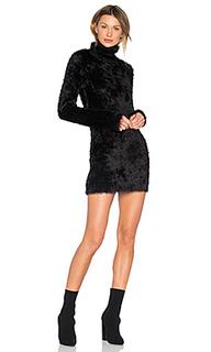 Платье coco fuzzy - Lisakai