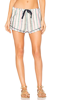The tracey piped short - Solid & Striped