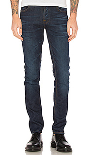 Облегающие джинсы grim tim - Nudie Jeans