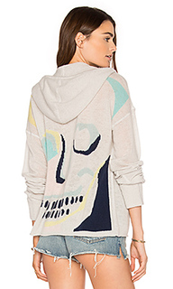 Sonja cashmere hoodie - 360 Sweater