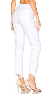 Прямые укороченные джинсы - 3x1