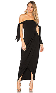Tie shoulder dress - Shona Joy