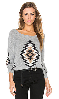 Свитер с круглым вырезом skyler - 360 Sweater