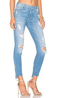 Step hem ankle skinny - 7 For All Mankind