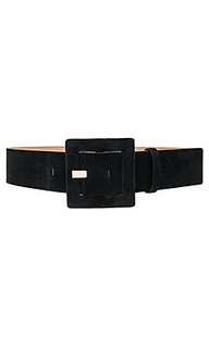 Square buckle belt - Alice + Olivia