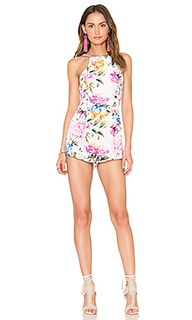 Afton tie back romper - Show Me Your Mumu