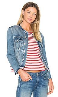 Джинсовая куртка thrift shop - AMO