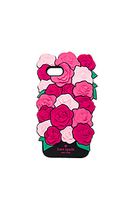 Silicone roses iphone 7 case - kate spade new york