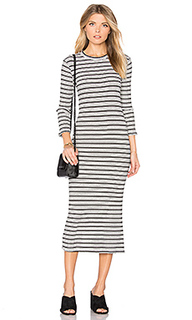 Stripe sweater dress - MONROW