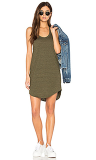 T back shirttail mini dress - Chaser