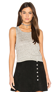 Pocket shirttail muscle tee - Chaser