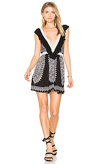 Ventura ruffle short dress - Raga