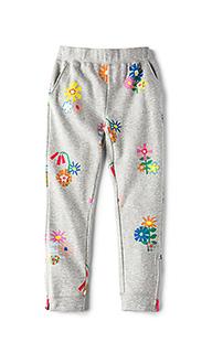 Свободные брюки zoey girls - Stella McCartney