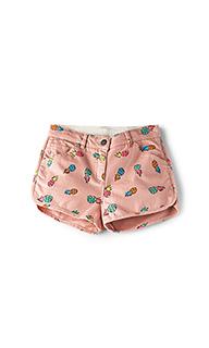 Джинсовые шорты emma girls - Stella McCartney