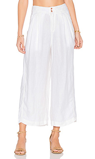 Nomad linen trouser - Free People